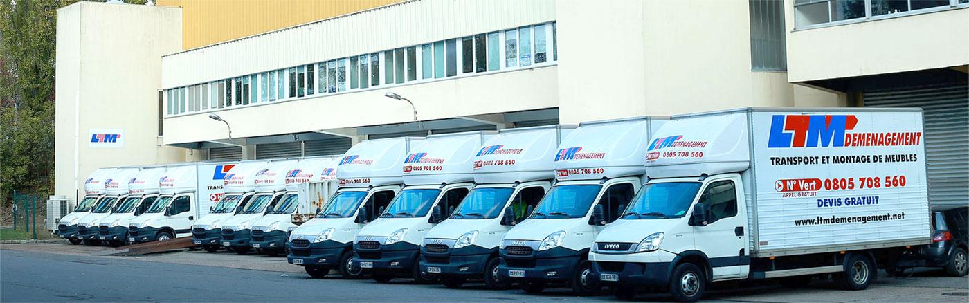 Notre entreprise - LTM Déménagement